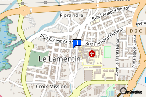 Médiathèque municipale du Lamentin