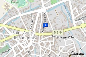 Bibliothèque de Saint-André-de-Sangonis
