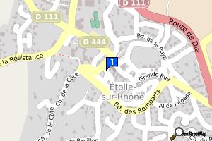 Médiathèque d'Etoile-sur-Rhône