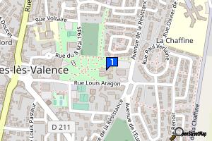 Médiathèque de Portes-Lès-Valence