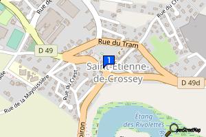 Bibliothèque de Saint-Etienne-de-Crossey