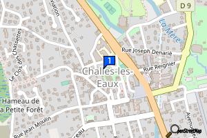 Médiathèque de Challes-les-Eaux