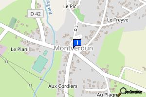 Bibliothèque de Montverdun