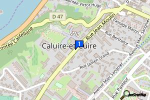 Bibliothèque Municipale de Caluire et Cuire