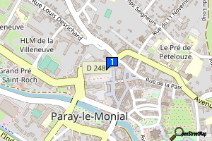 Bibliothèque Paray le Monial