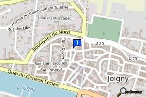 Joigny - Médiathèque Olympe de Gouges