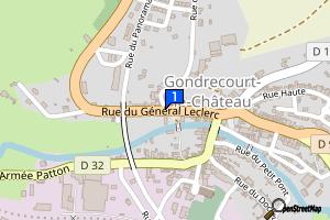 Bibliothèque de Gondrecourt