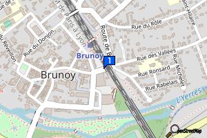 Brunoy - Médiathèque Tomi Ungerer