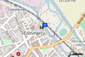 Bibliothèque de Commercy