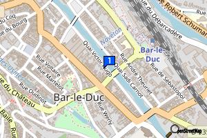 Hôtel du Département de la Meuse