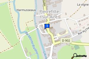 Bibliothèque de Pierrefitte-sur-Aire