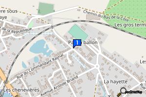 Bibliothèque de Belleville-sur-Meuse