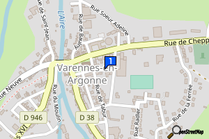 Varennes - Codecom Montfaucon-Varennes
