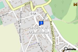 Bibliothèque de Sassetot le Mauconduit