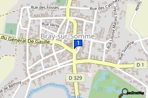 Bibliothèque de Bray-sur-Somme