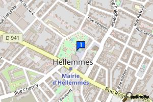 Hellemmes / Bibliothèque municipale