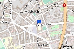 La Madeleine / Médiathèque